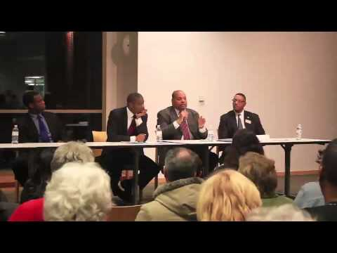 1st District Cook County Commissioner Campaign Forum