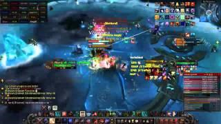 Exodus vs. Lich King 25 HC part 1