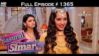 Sasural Simar Ka - 16th December 2015 - ससुराल सीमर का - Full Episode (HD)