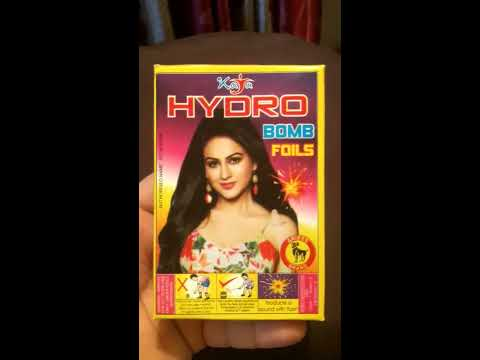 Hydro Bomb (Hydrogen Bomb) | Unboxing & Review | Diwali 2016