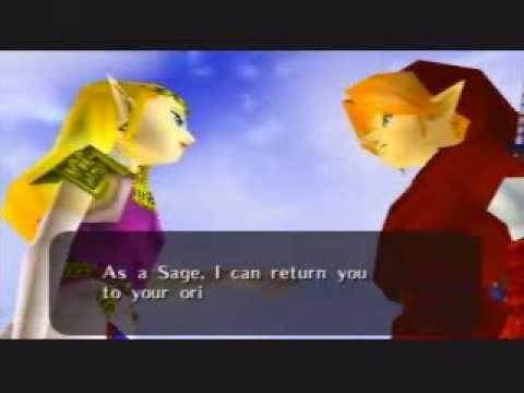 The Legend of Zelda: Ocarina of Time - Zelda Wiki