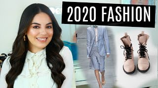 TENDENCIAS DE MODA 2020 | 2020 FASHION TRENDS | Beauty by Mayely