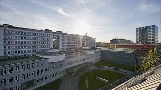 Das Universitätsspital Basel im Zeitraffer