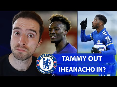 Chelsea To Use Tammy Abraham For Haaland Deal? Could Iheanacho Be Chelsea's Plan B?
