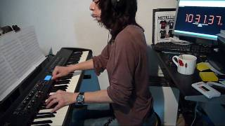 Metallica -The Ecstasy of Gold - piano cover [HD]