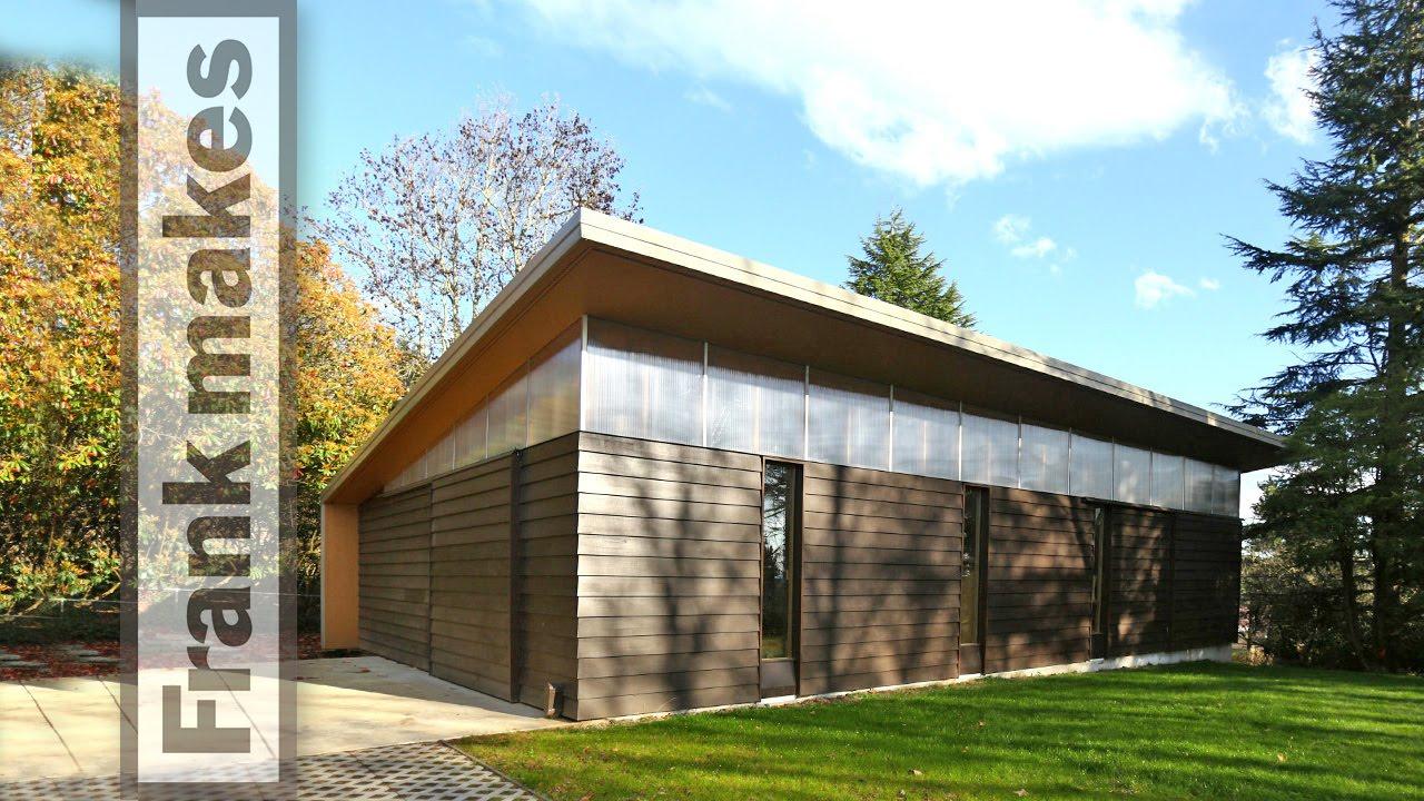 Woodshop Building Plans