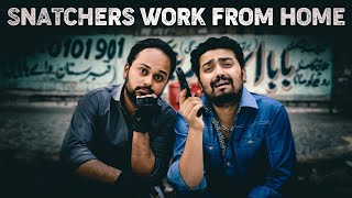 Gambar cover SNATCHERS WORK FROM HOME   Comedy Sketch   The Idiotz