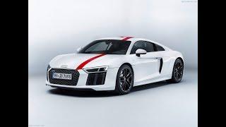 Audi R8 V10 RWS [2018]