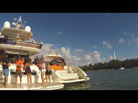 Miami Beach Yacht Party 🎷