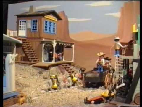 Playmobil Western Film