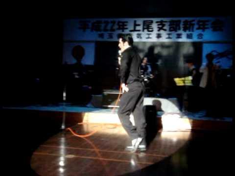 Elvis Does Michael Jackson
