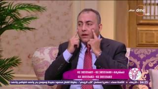 السفيرة عزيزة - د/ حسام الديب ... ما هو مرض الذئبة الحمراء وما هو أعراضه وطريقة علاجة