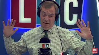 The Nigel Farage Show On Sunday: Has Labour become a remain party? 1/2  LBC - 17th December 2017