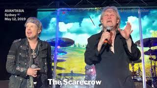 AVANTASIA - The Scarecrow @The Metro Theatre, Sydney - May 12, 2019 LIVE 4K