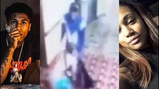 Footage Leaks of Nba Youngboy Fading His Girlfriend That Lead To His Arrest Allegedly!