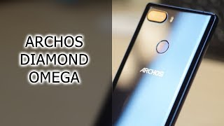 Обзор флагмана ARCHOS Diamond Omega
