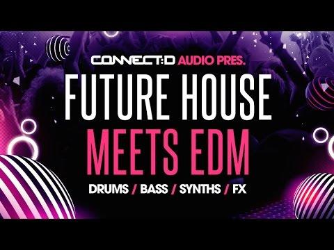 Future House Meets EDM - EDM Loops & Samples - CONNECT:D Audio