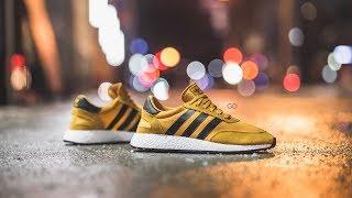 """Review & On-Feet: Adidas Iniki Runner """"Goldenrod"""""""