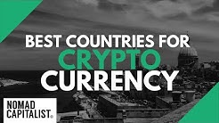 The Most Crypto Friendly Countries