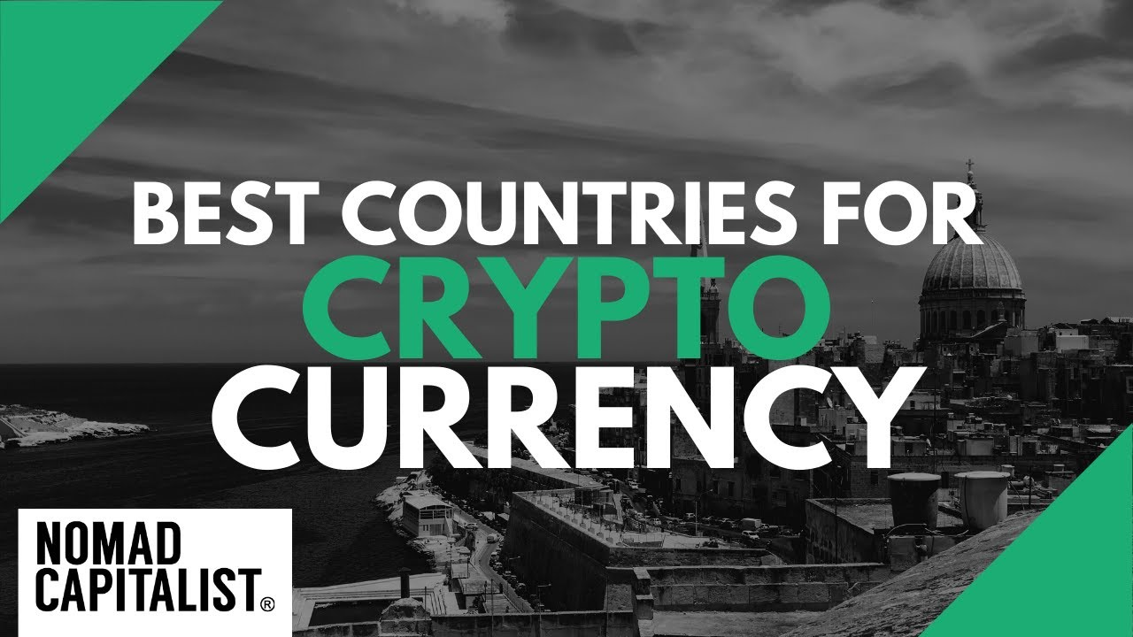 cryptocurrency friendly countries