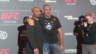 Смотреть видео UFC в Москве. Бокс ТВ онлайн