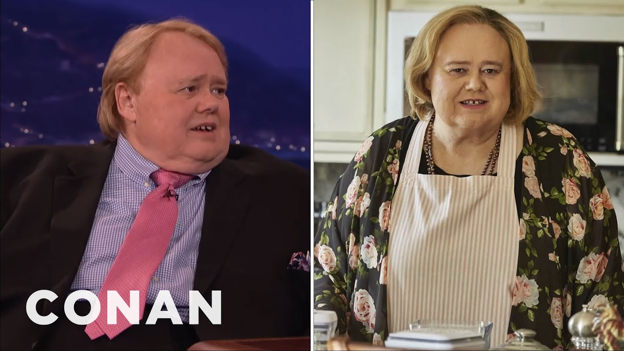 """Download Louie Anderson On Playing Zach Galifianakis' Mom On """"Baskets"""" 