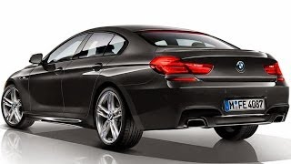BMW Individual 6 Series Gran Coupe Bang Olufsen Edition 2015 Videos