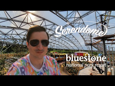 Bluestone National Park Resort 2019 - Day 2 - Serendome Tour And Camp Smokey Fail