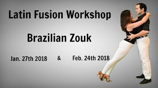 Latin Fusion Brazilian Zouk Workshop