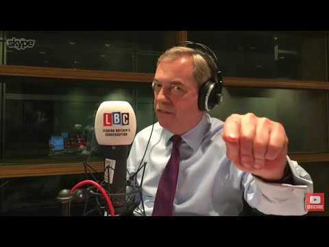 The Nigel Farage Show: Is Trump fit for the job? Live LBC - 17th January 2018