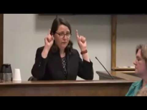George Burch Trial Day 2 Part 1 Medical Examiner Dr Agnieszka Rogalska Testifies 02/20/18