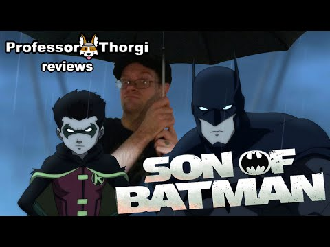 Son of Batman - Thorgi Reviews