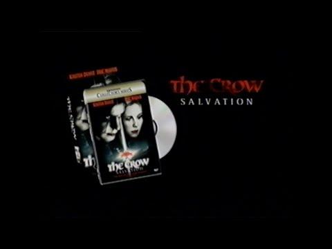 THE CROW : SALVATION MOVIE TRAILER [VHS] 2000