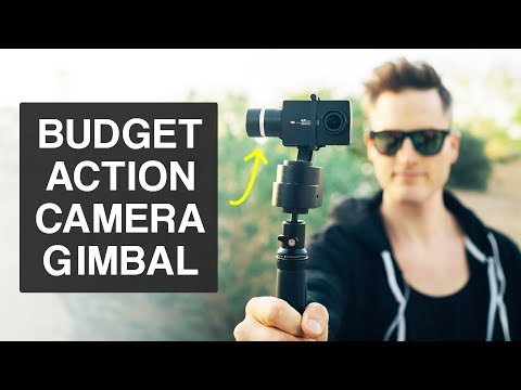 Cheap Action Camera Gimbal — Yi Gimbal 3-Axis Handheld Stabilizer Review