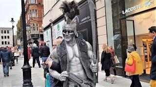 Gladiator | Street Performers | London