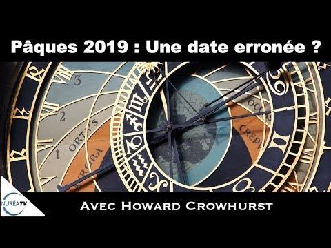 « Pâques 2019 : Une date erronée ? » avec Howard Crowhurst - NURÉA TV Mp3
