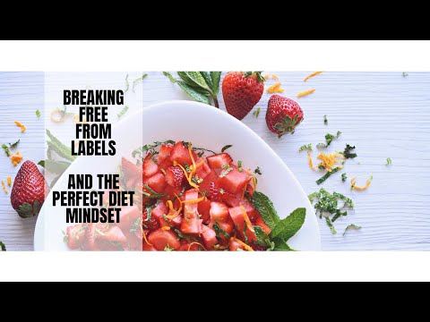 BREAKING FREE FROM LABELS AND THE PERFECT DIET MINDSET || RAW FOOD VEGAN LIFESTYLE