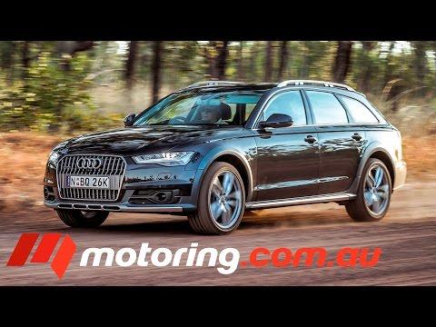 2015 Audi A6 allroad Review