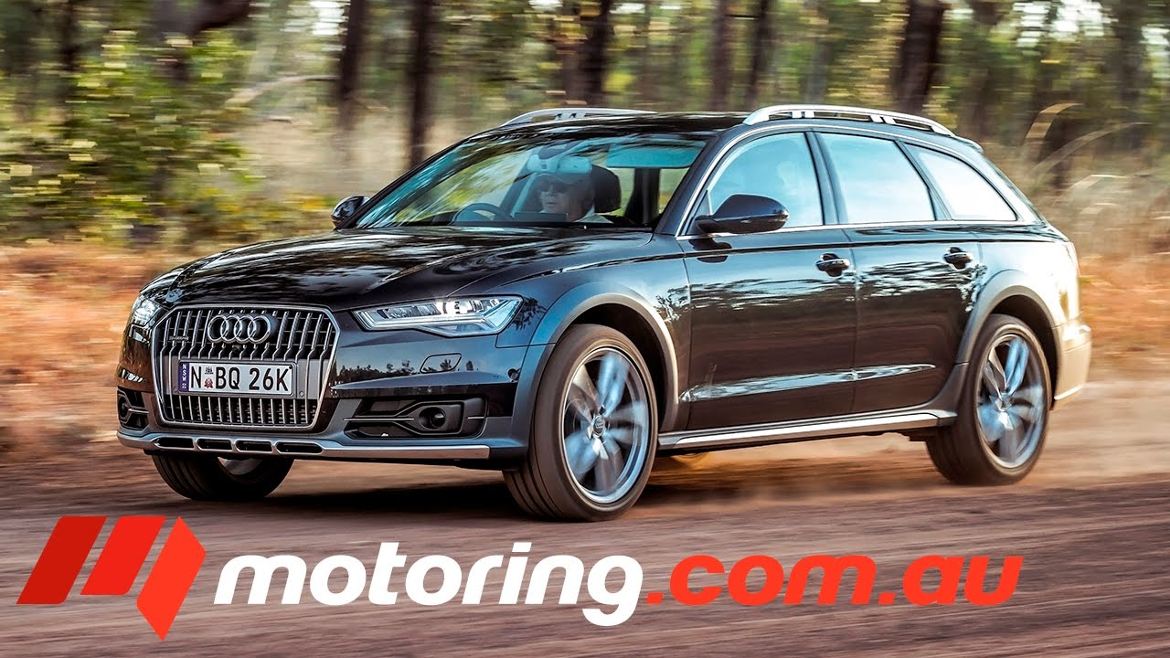 2017 Audi A6 Allroad Review