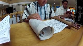 Purim Megillah Esther Reading - Sassoon Yehuda Sephardi Synagogue, Melbourne, Australia - Part 2