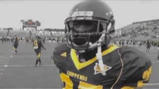 ANTONIO BROWN HIGH SCHOOL & COLLEGE HIGHLIGHTS ( NEVER SEEN BEFORE )