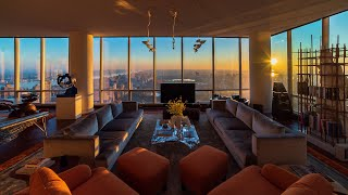157 W 57th #77 Penthouse - Timelapse