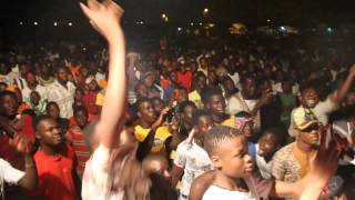 IWAN LIVE IN TECHIMAN. LOVE, PEACE AND UNITY CONCERT Pt. 1