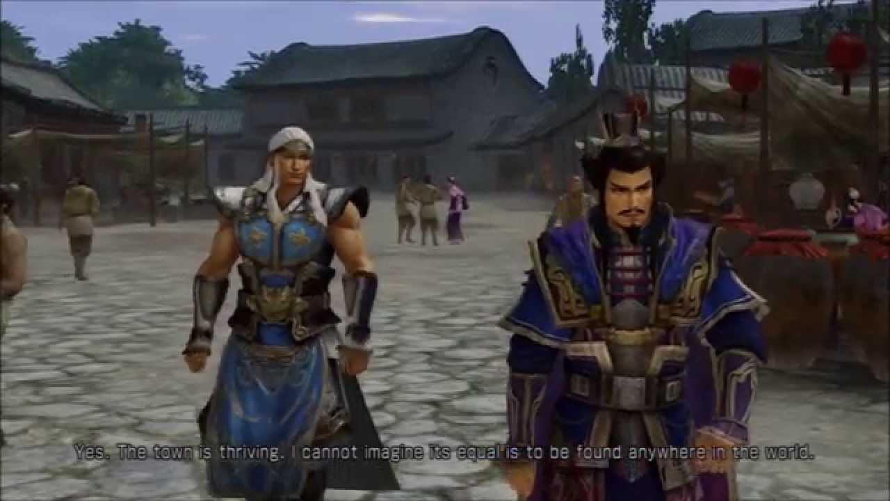 Dynasty Warriors 8 - Cao Ren 5th Weapon Talon Wall Unlock ... |Cao Cao Dynasty Warriors 8