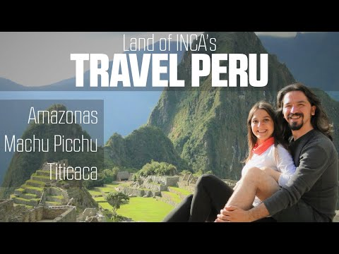 Epic Peru Trip 2016 - GoPro