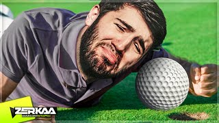 GOLF WITH BIG BALLS! (Golf with Friends)