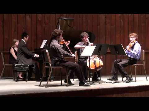 Johannes Brahms: Piano Quartet No. 1 in G minor, Op. 25