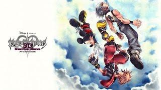 Kingdom Hearts Dream Drop Distance Full Game HD