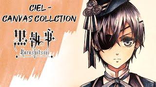Ciel - Black Butler - Canvas Collection #4