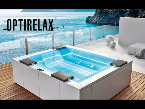 optirelax luxus spa whirlpools optirelax gt spa s design outdoor whirlpools youtube. Black Bedroom Furniture Sets. Home Design Ideas